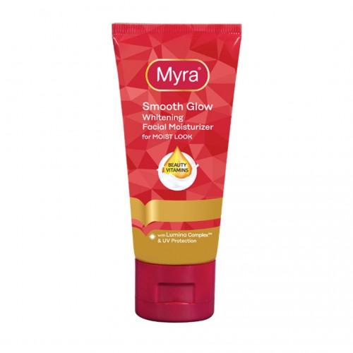 Myra Smooth Glow Whitening Facial Moisturizer