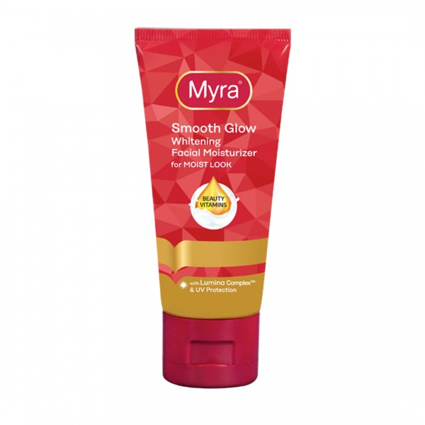 Myra Smooth Glow Whitening Facial Moisturizer