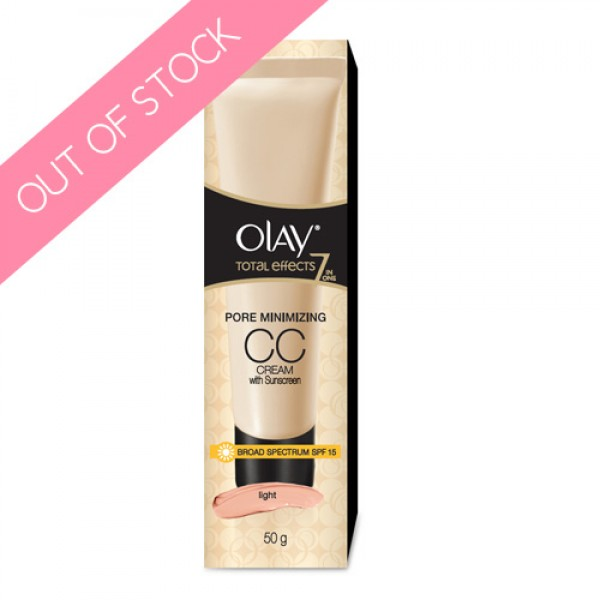 Olay Total Effects Pore Minimizing CC Cream (Light)
