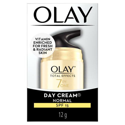 Olay Total Effects 7-in-One Anti-Ageing Day Cream Normal SPF15
