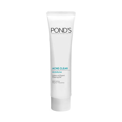 Pond S Acne Clear Antiacne Leave On Expert Clearing Gel