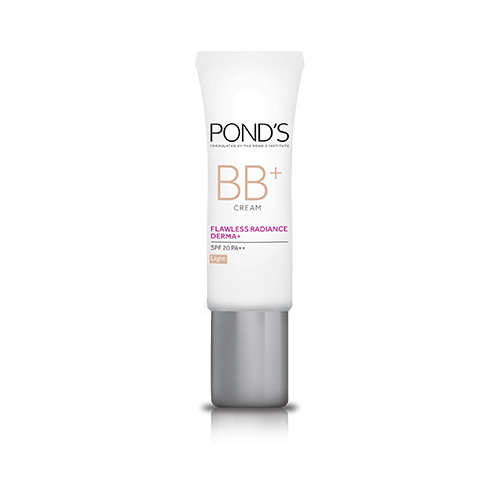 Pond's Flawless Radiance Derma + BB+ Cream SPF 30 PA++ (Light)