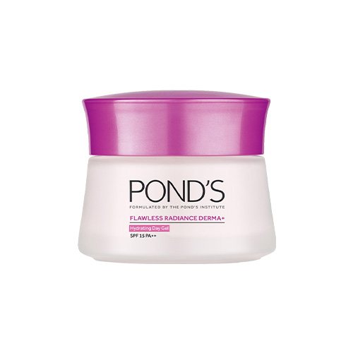Pond's Flawless Radiance Derma + Hydrating Day Gel SPF 15 PA++