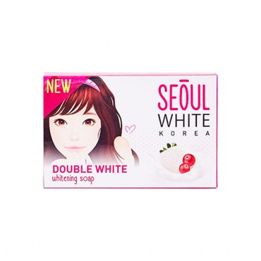 Seoul White Korea Double White Whitening Soap