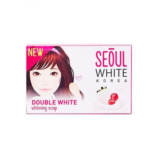 Seoul White Korea Double White Whitening Soap