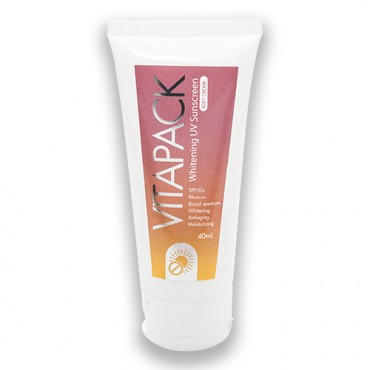 Vitapack Whitening UV Sunscreen