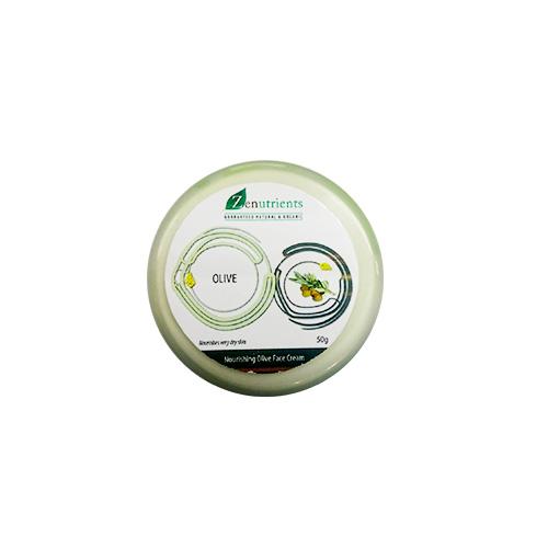 Zenutrients Nourishing Olive Face Cream