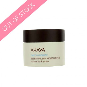 AHAVA Essential Day Moisturizer (Normal to Dry Skin)