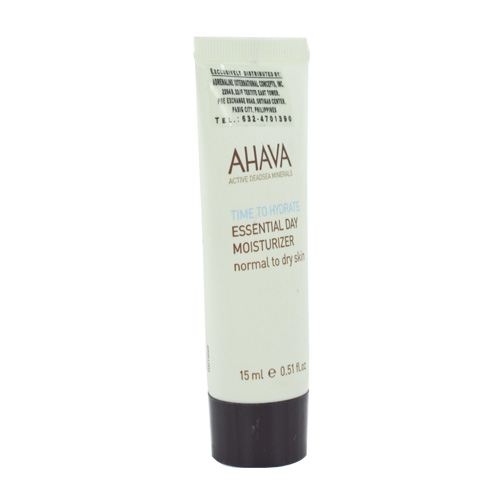 AHAVA Essential Day Moisturizer (Normal to Dry Skin)