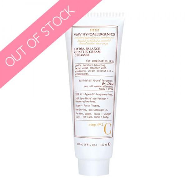 VMV Hypoallergenics Hydra Balance Gentle Cream Cleanser (for Combination Skin)