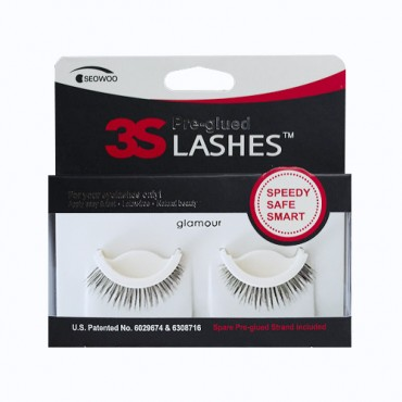 3S Lashes (Glamour)