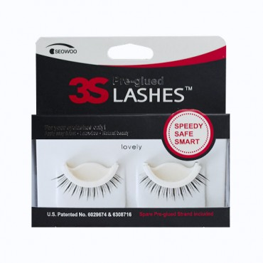 3S Lashes (Lovely)
