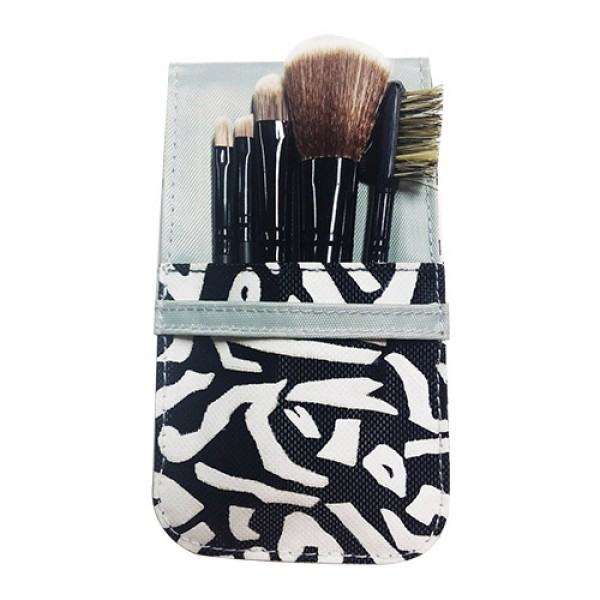 Charm Essentials Pocket 5-pc Brush Set (Black)