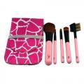 Charm Essentials Pocket 5-pc Brush Set (Pink)