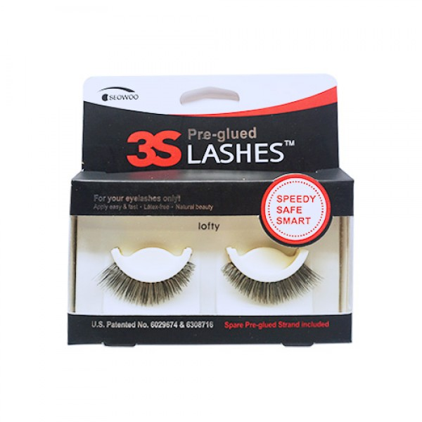 3S Lashes (Lofty)