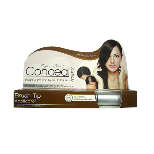 Conceal Brush Tip (Dark Mocha Brown)