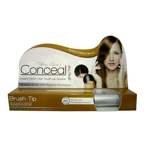 Conceal Brush Tip (Medium Chestnut Brown)