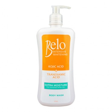 Belo Intensive Whitening Extra Moisture Body Wash