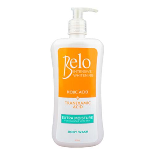 Belo Intensive Whitening Extra Moisture Body Wash