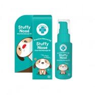 Tiny Buds Stuffy Nose Chest Rub Massage Oil