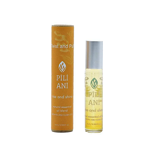 Pili Ani Rise and Shine Natural Essential Oil Blend